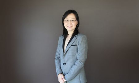 CSIRO's Ms Jin Teng Water Scientist