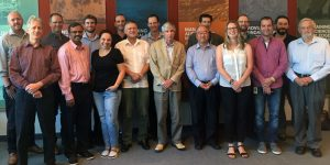 Seismic hazard experts met in Canberra to update Australia's National Seismic Hazard Assessment