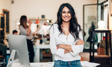 business-young-women