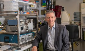 UQ's Professor Jurgen Gotz, chairman of the Clem Jones Centre for Ageing Dementia Research
