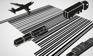 barcode-and-freight-transport-modes