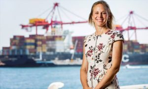 Nicole-Lockwood-and-container-ship