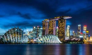 Marina-Bay-Singapore-at-night