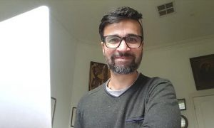 Akshay-Vij-working-from-home