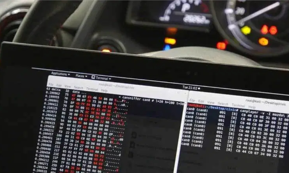 vehicle cybersecurity issues