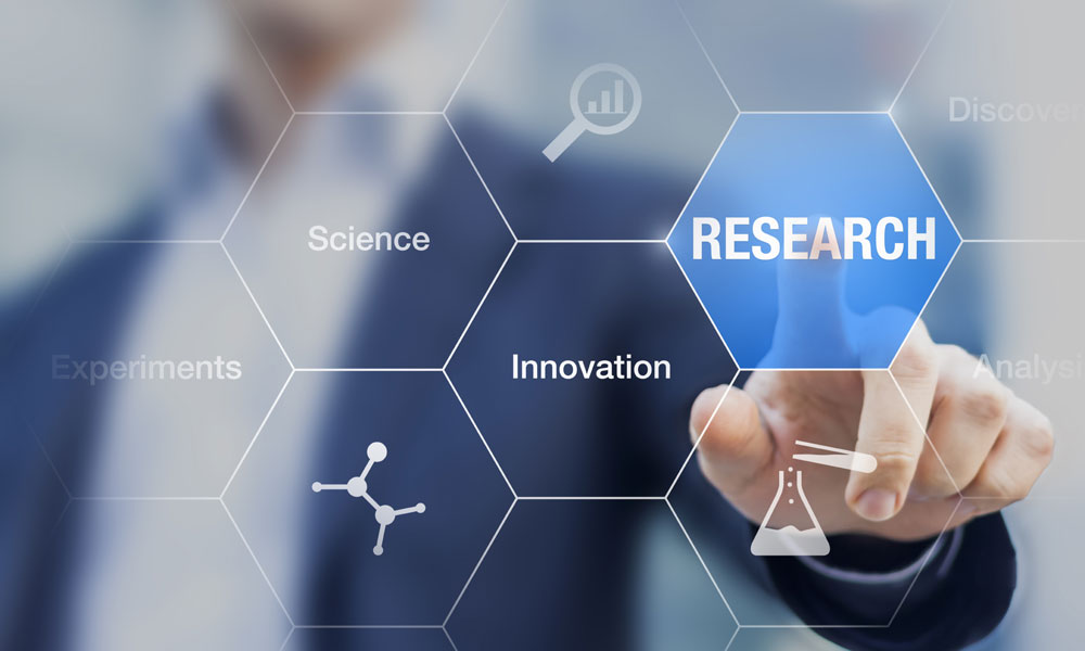 research generic stock image