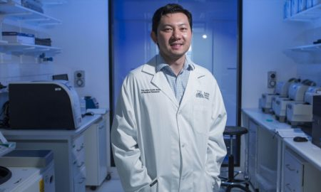 Dr Si Ming Man's research helps patients with compromised immmune systems
