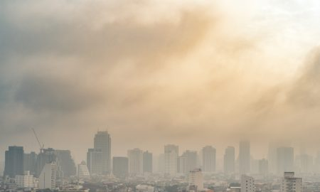 low levels of air pollution
